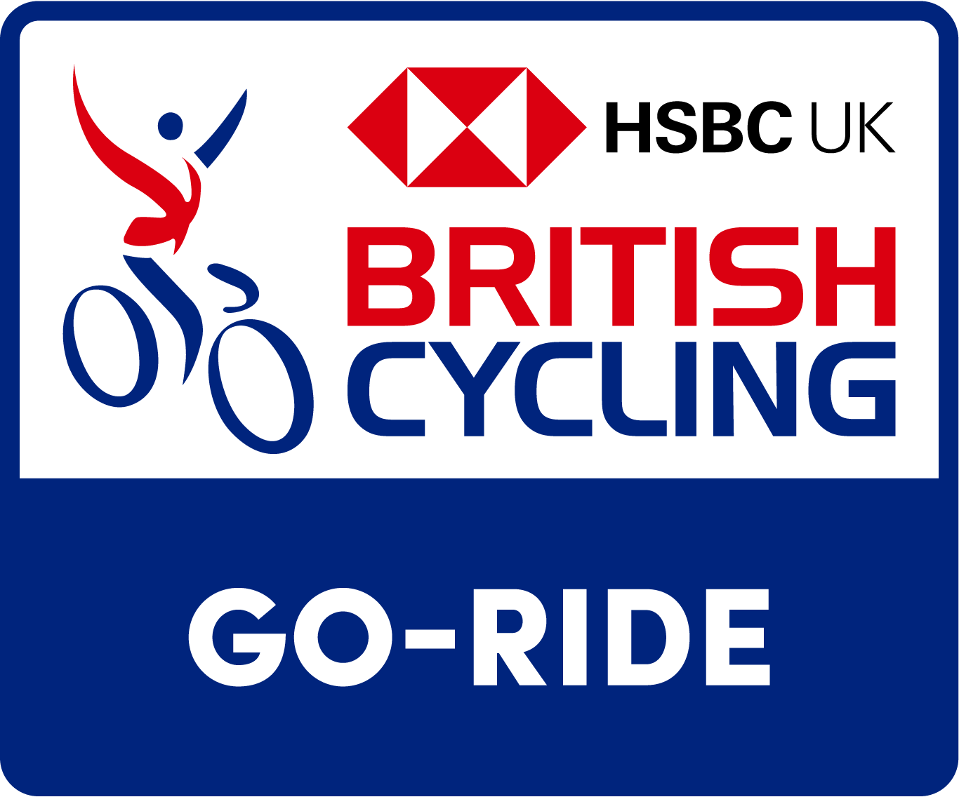 HSBC Go Ride logo